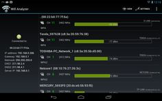 How to check Wi-Fi channels on Android devices