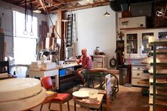 Trent Burkett | In The Make | Studio visits with West Coast artists