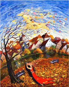 Pinzellades al món: Il·lustrant la tardor / Ilustrando el otoño / Illustrating the autumn
