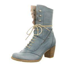 NEU: Dkode Stiefeletten Vylma - 12550.002 - old rose/blue -