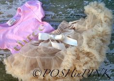 A personal favorite from my Etsy shop https://www.etsy.com/listing/291012769/birthday-ivory-chiffon-pettiskirt-set