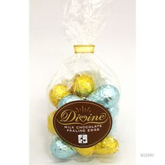 Hippity Hoppity, Your #Fairtrade Easter's On Its Way (w/ Divine Chocolate's Praline Easter Eggs)! www.serrv.org