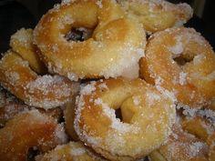 Una recopilación de recetas de uno de los dulces más tradicionales: las rosquillas