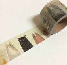 Washi Tape (30mm x 5m) (cat)