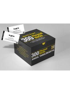 5 Perc Angol - 300 Phrasal Verbs - Tanulókártyák