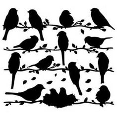 silhouette stencils - Bing images