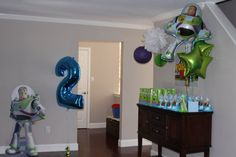 Party idea for Toy Story party @Kelly Lenahan Pfahlert
