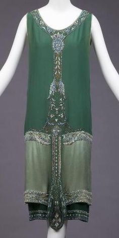 Callot Soeurs, 1925 The Goldstein Museum of Design