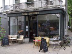 Café ZeitRaum - Ein vegetarisches Café mit Wohnzimmercharakter
