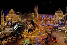 Marché de Noël - Place de l'ancienne douane Colmar