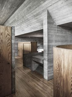 A brutalist house by juliaan lampens concrete architecture, interior architecture, brutalist design, concrete Minimalist Architecture, Interior Architecture, Contemporary Architecture, Cultural Architecture, Residential Architecture, Concrete Architecture, Architecture Details, Brutalist Design, Concrete Interiors