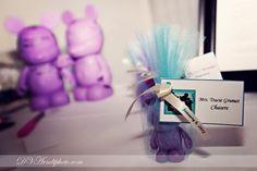Vinylmation - Walt Disney World Wedding: Tracie + Jay Disney Wedding Favors, Disney World Wedding, Disney Weddings, Walt Disney World, Wedding Wishes, Wedding Things, Our Wedding, Unique Wedding Presents, Wedding Gifts