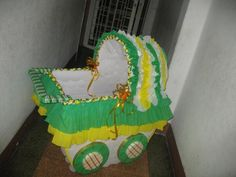 Decoración De Cajas De Baby Shower   Imagui