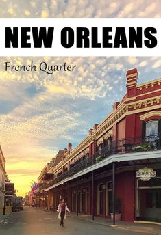A detailed New Orleans guide on what to do and see in the historic French Quarter. Learn about Jackson Square, Bourbon Street, and Royal Street, as well as the top experiences in each location. New Orleans is one of the most unique cities in the USA!