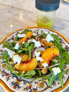 Goat Cheese Salad, Summer Salads, Thai Red Curry, Ethnic Recipes, Kitchen, Food, Cooking, Kitchens, Essen