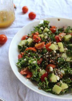 lentil salad 2