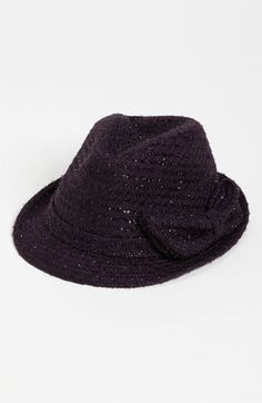Cejon Fuzzy Fedora (Girls) available at #Nordstrom