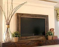 8 Best Decor For Wall Mount Tv Images On Pinterest Mount