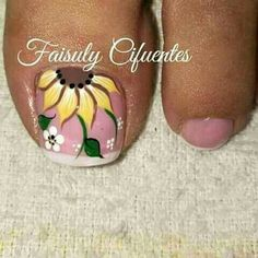 Top Nails Design My Second Favorite Pedicure Designs, Pedicure Nail Art, Toe Nail Designs, Toe Nail Color, Toe Nail Art, Nail Colors, Pretty Nail Designs, Colorful Nail Designs, New Nail Art Design