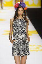 Desigual Spring Summer 2015 New York on Fashion Wire Press