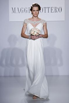 Maggie Sottero Runway Show, Fall 2014 - Wedding Dresses and Fashion Ideas