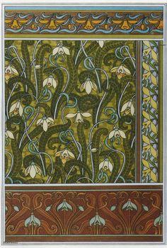 Temi Decorativi - Tessuti Art Decò