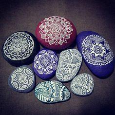 #mandala  #stoneart