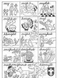 martin na bílém koni pracovní list School Humor, Kids Education, Primary School, Funny Kids, Kids Learning, Montessori, Homeschool, It Cast, Language