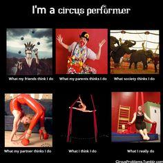 Circus Problems