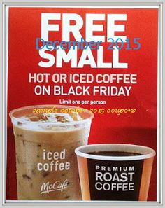 McDonalds coupons & McDonalds promo code inside The Coupons App. Free coffee Friday at McDonalds May Mcdonalds Coupons, Kfc Coupons, Love Coupons, Grocery Coupons, How To Order Coffee, Coffee To Go, Coffee Shop, Mccafe Coffee, Dollar General Couponing