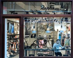 Rapha Cycle Club by Brinkworth, London