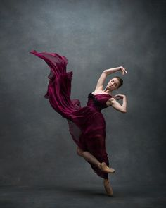 Cassandra Trenary, Soloist, American Ballet Theatre.  Photographed for NYC Dance Project, by Ken Browar and Deborah Ory