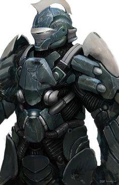Armor by madspartan013 on deviantART