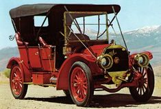 1904 Welch Model 4-0 Closed Coupled Touring - Welch Motor Co., Pontiac, Michigan.....