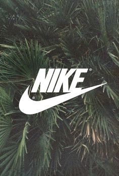 two of my favorite things. nike. and anything tropical.