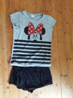 Minnie Mouse Schlafanzug
