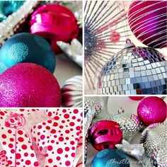 Add color to your #Christmas decor with these easy ideas!