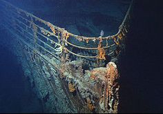 Wreck of the RMS Titanic - Wikipedia, the free encyclopedia -- explains about how paper could survive