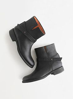 perfect flat booties