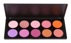 Coastal Scents Blush Too Palette, 7.78 Ounce by Jubujub *** This is an Amazon Affiliate link. Check out the image by visiting the link.