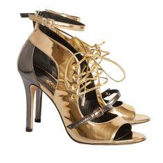 lace-ankle-strap-bondage-gold-copper-sandal