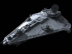 The Vigil-class corvette was a warship in the Imperial Navy. Produced by Kuat Drive Yards for the Imperial Navy, the Vigil class was considered the smallest vessel in the iconic Star Destroyer line of ships.