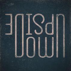 Upside down. #gd79_hdt #handlettering #customtype #upsidedown
