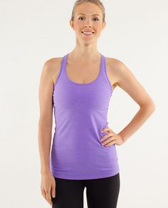 Review: #lululemon Cool Racerback #Tank Tops These tanks are amazing!!!!  Love!!!!!!