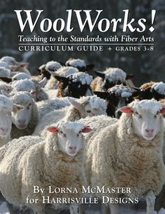 Woolworks Curriculum Guide Grades 3-8. Teaching the Standards with Fiber Arts.