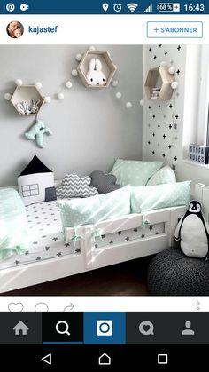 Structure premier lit enfant