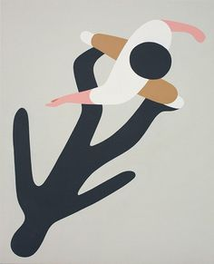 Geoff McFetridge:  Coloré, double sens, abstraction, folie, insouciance. Mood board créé par On n'a rien volé  https://popmontreal.com/fr/artistes/detail/on-na-rien-vole/?volet=puces-pop  Colourful, double meaning, abstract, lunacy, recklessness. Mood board created by On n'a rien volé https://popmontreal.com/en/artists/detail/on-na-rien-vole/?volet=puces-pop