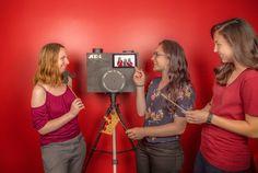 Raspberry Pi Photo booth