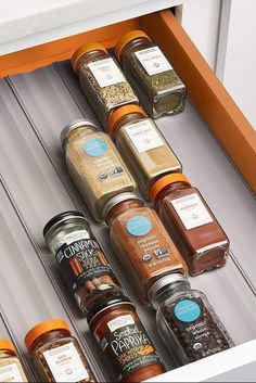 Foam Spice Organizer for Drawers