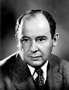 John von Neumann was a Hungarian-American pure and applied mathematician, physicist, inventor, computer scientist, and polymath. John Von Neumann, Howard Hughes, Nikola Tesla, Robert Oppenheimer, Paul Dirac, Linear Programming, Functional Analysis, Nuclear Physics, Einstein
